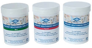 Kemdent Mouthwash Tablets