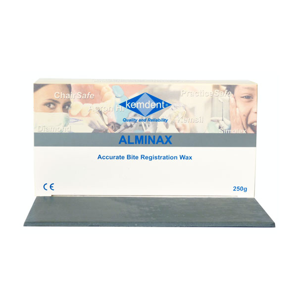 Alminax Bite Wax 10 Sheets 250g