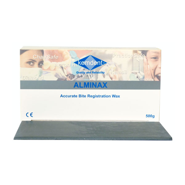 Alminax Bite Wax 20 Sheets 500g
