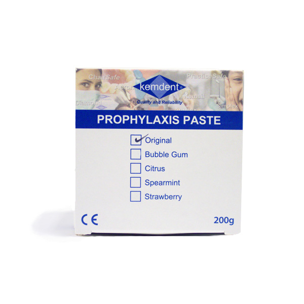 Kemdent Prophylaxis Paste Original 200g