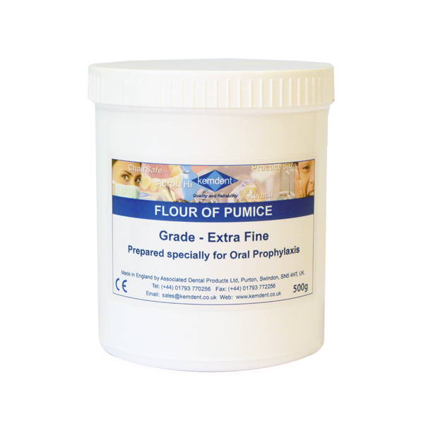 Kemdent Flour of Pumice Oral Extra Fine 500g