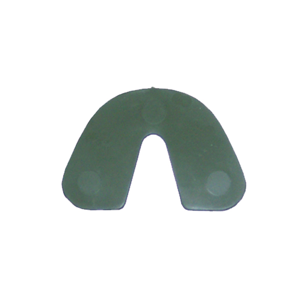 Kemdent Special Tray Blank Plain Standard Lower Green 12