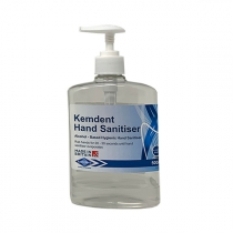 Kemdent Hand Sanitiser 500ml