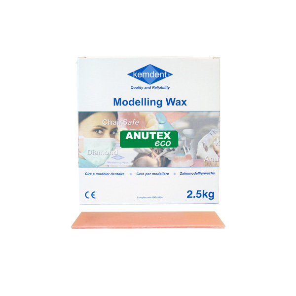 Anutex Eco Modelling Wax Pink 2.5kg
